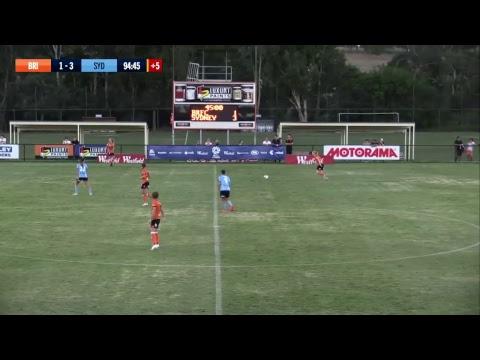 W-League 2018/19: Round 12 - Brisbane Roar FC Women v Sydney FC Women (Full Game)