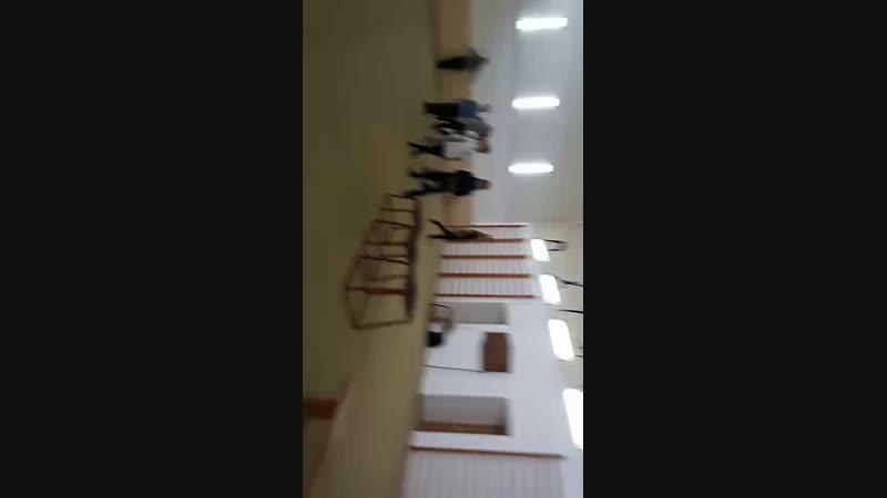Школа боевого кунгфу ALM... - Live