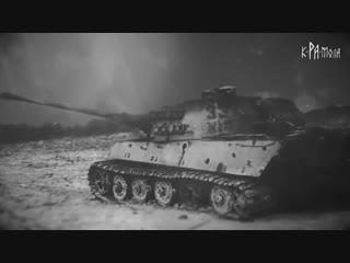 Убийца Пантер и Тигров. Танк победы ИС-2.
