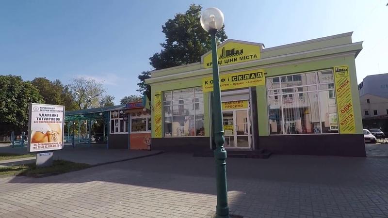 Сумы Сумчане.ул. Соборная,Спасо-Преображенский Собор