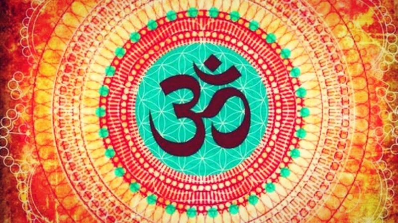 OM MANTRA MOST POWERFUL TRANSCENDENTAL HINDU VEDIC CHANT FOR MEDITATION, STUDY, FOCUS