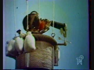 Да здравствует Сервац! (Венгрия, 1986) полнометражный мультфильм, советский дубляж