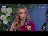 BAFTATV backstage winners interview... - Leading Actress, Jodie Comer @jodiecomer for her
