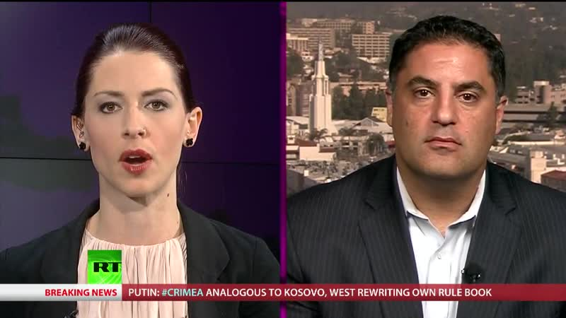 Abby can criticise but Cenk Uygur lost his job Martin a Young Turk