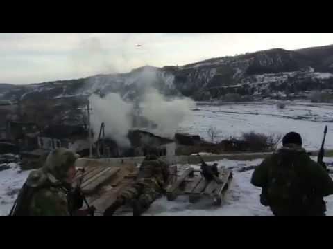 Перестрелка в Чечне