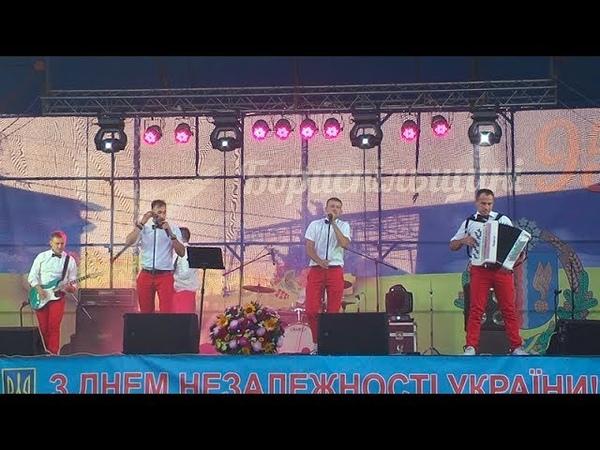 Бориспіль гучно відзначив День незалежності та 95 річчя Бориспільщини