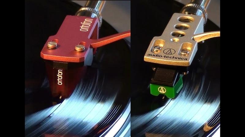 Ortofon 2M Red vs. Audio-Technica AT95E