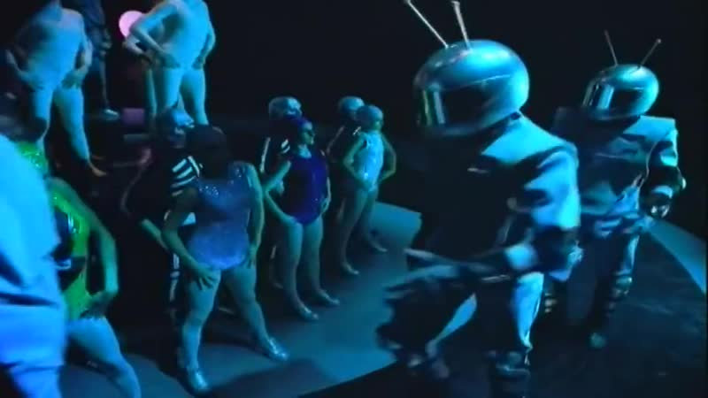 Daft Punk Around the World 1997 реж Мишель Гондри Michel Gondry