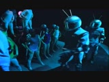 Daft Punk- Around the World (1997) реж. Мишель Гондри Michel Gondry