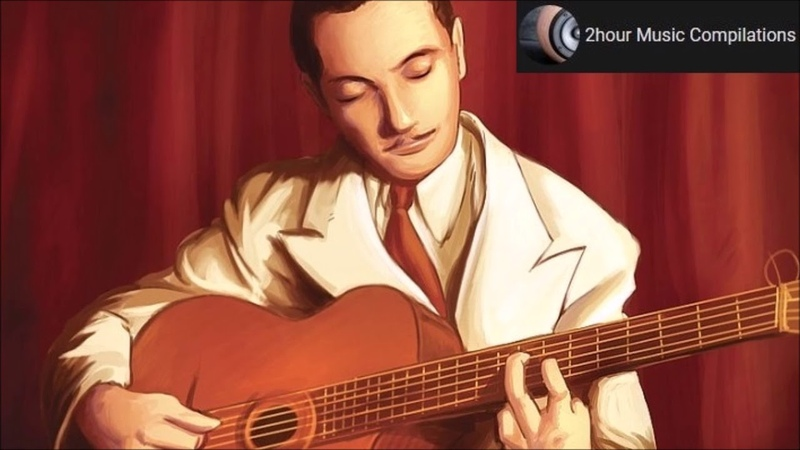 Jazz Manouche Gypsy Jazz - A two hour long compilation