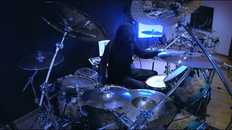 151 Nine Inch Nails Eraser Drum Cover