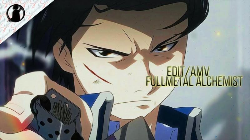 Fullmetal Alchemist 4evr edit amv