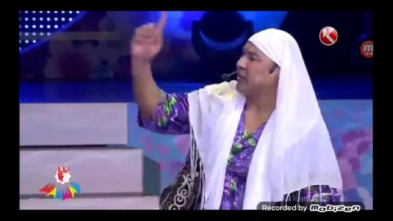 Шаншар Ене мен келін Ток шоу (2017)