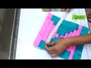 How To Make Beautiful Hand Bag At Home How To Sew Hand Bag With Waste Cloth