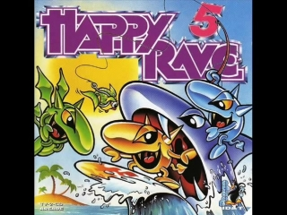 Happy Rave 5 Complete 15320 Min Rare Full Happy Hardcore (High Quality HD HQ 1996)