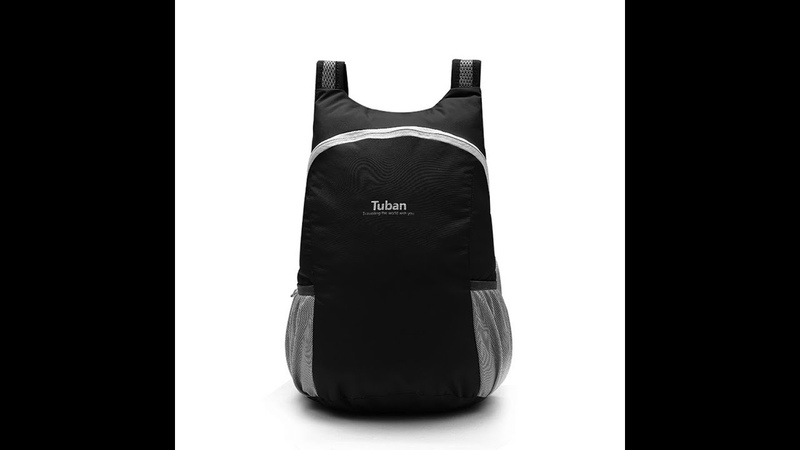 TUBAN Backpack from UAE Shopping Arena