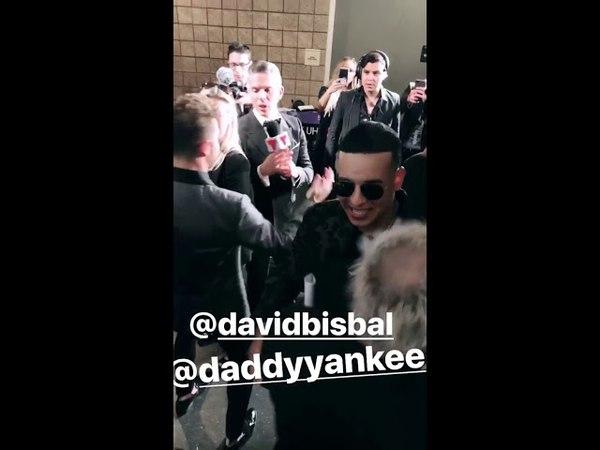 Daddy Yankee en los Premios Billboard Latin