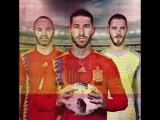 Матч №4: сборная Испании