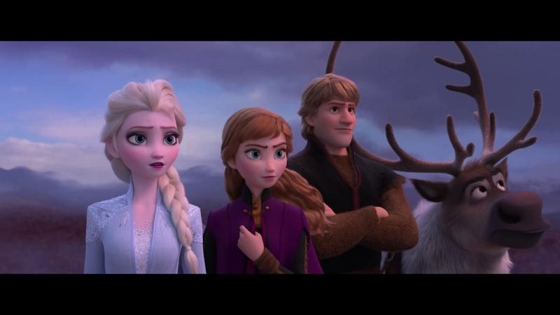 《冰雪奇緣2》前導預告 今年11月,敬請期待