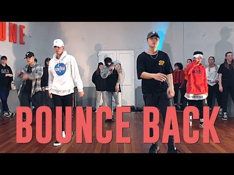 Lionaire BOUNCE BACK Choreography by Duc Anh Tran x Mark Szakacs