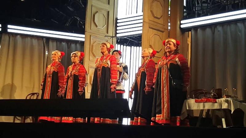 Спектакль Баба Шанель Театра Русская Антреприза им. Андрея Миронова. Песня!