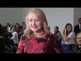 Patricia Clarkson , Vanessa Williams and more front row for the Pamella Roland Fashion Show in New Y