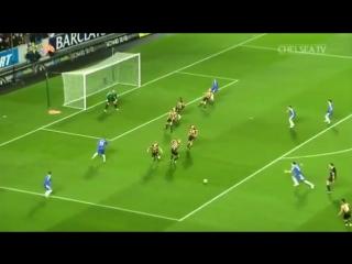 Beautiful Frank Lampard Goal Against Hull City