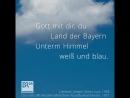 Die Bayernhymne soll wieder ihre dritte Strophe bekommen Das fordert die @oedpbayern 1980 wurde der Textteil gestrichen Dabei