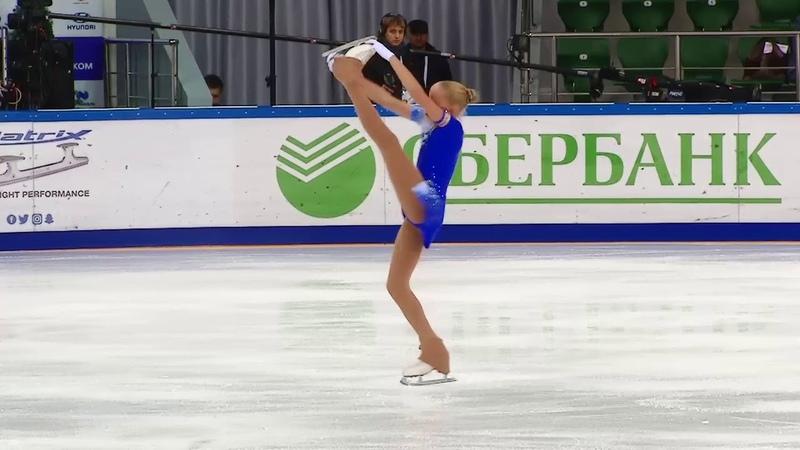 Мария ДМИТРИЕВА КР 2018-3, КMС ПП