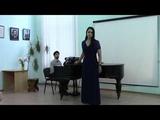 Маргарита Довженко - Ария Весны из оперы