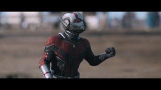 Новый ТВ-ролик фильма «Человек-муравей и Оса»
