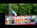 выступление Ломоносовского района