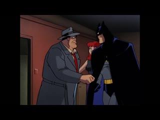 Сезон 01 Серия 34: Я ночь   Бэтмен (1992-1995) / Batman: The Animated Series   I Am the Night