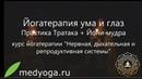 НДР курс Йогатерапия для глаз 3 Тратака на свечу йони мудра Прокунины