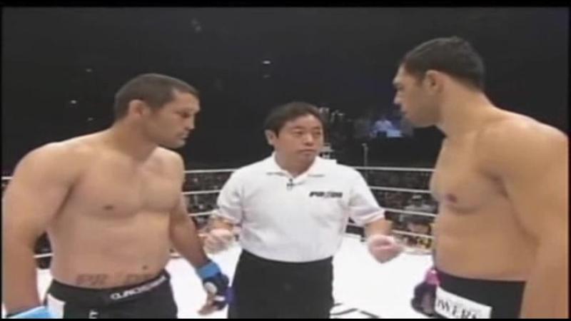 Dan Henderson vs. Antonio Rogerio Nogueira [PRIDE Total Elimination 2005] 23 04 2005