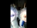 ALL4DOLL - 2 сестренки - Полночь и Заря - на базе кукол Эвер Афтер Хай - Китти Чешир и Холли О'Браер