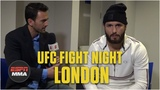 Jorge Masvidal on Leon Edwards fight, Darren Till KO FULL UFC Fight Night ESPN MMA