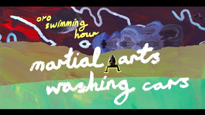 Oro Swimming Hour - Martial Arts Washing Cars