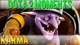 Dota 2 Moments - Karma