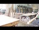 Склейка мебельных щитов