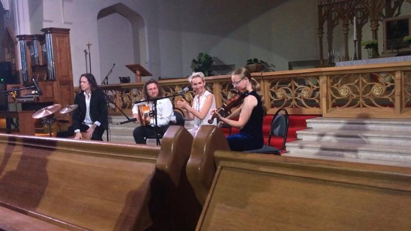 20 июля, 2018 г., Гитары Андалусии, Собор св. Петра и Павла, Москва