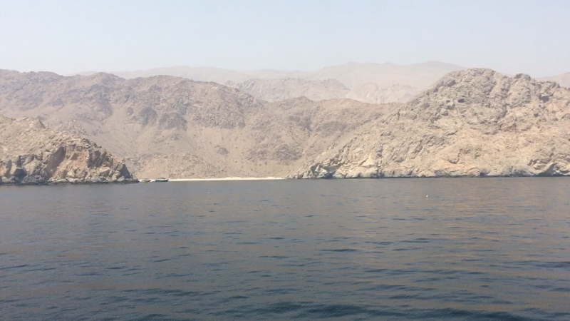 Оман, Индийский океан 2018