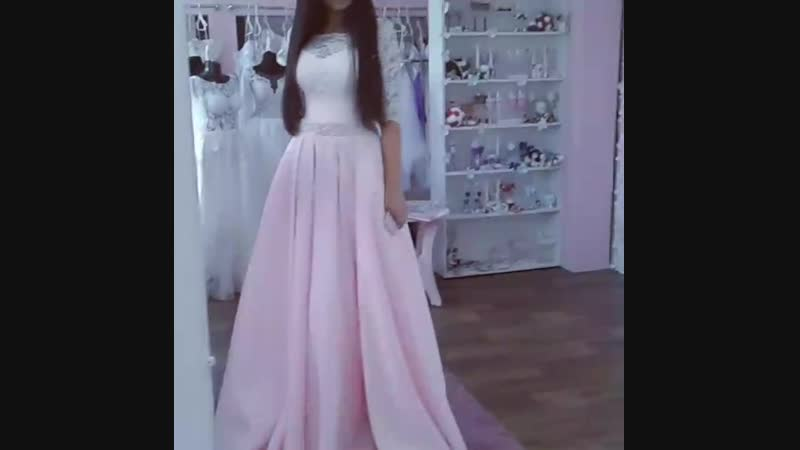 Сегодня модель которая рекламирует постоянно платья от моего салона САБИНА НАСИРОВА idrsabina Учавствует в КОНКУР