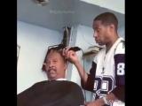 Накуренный парикмахер