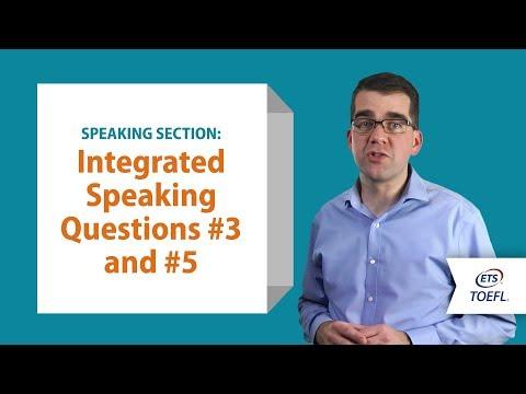 TOEFL® Speaking Questions 35 │Inside the TOEFL® Test