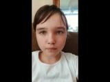 Ангелина Бондарь - Live
