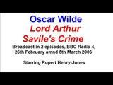 Oscar Wilde -