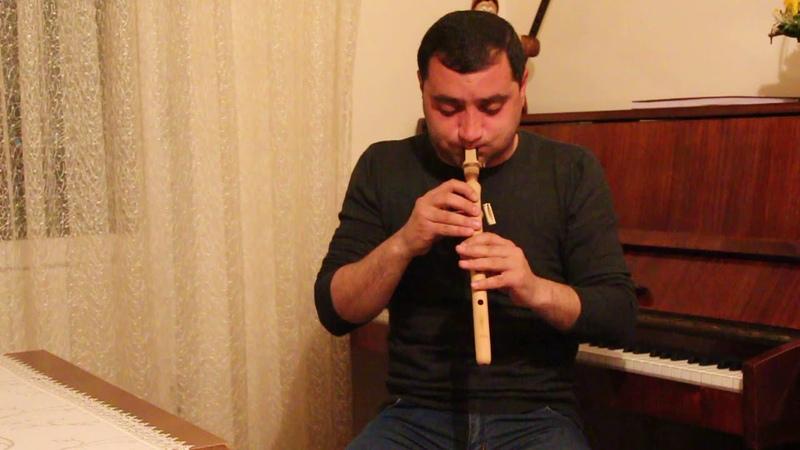 Armenian duduk in C made by master Galstyan GGA