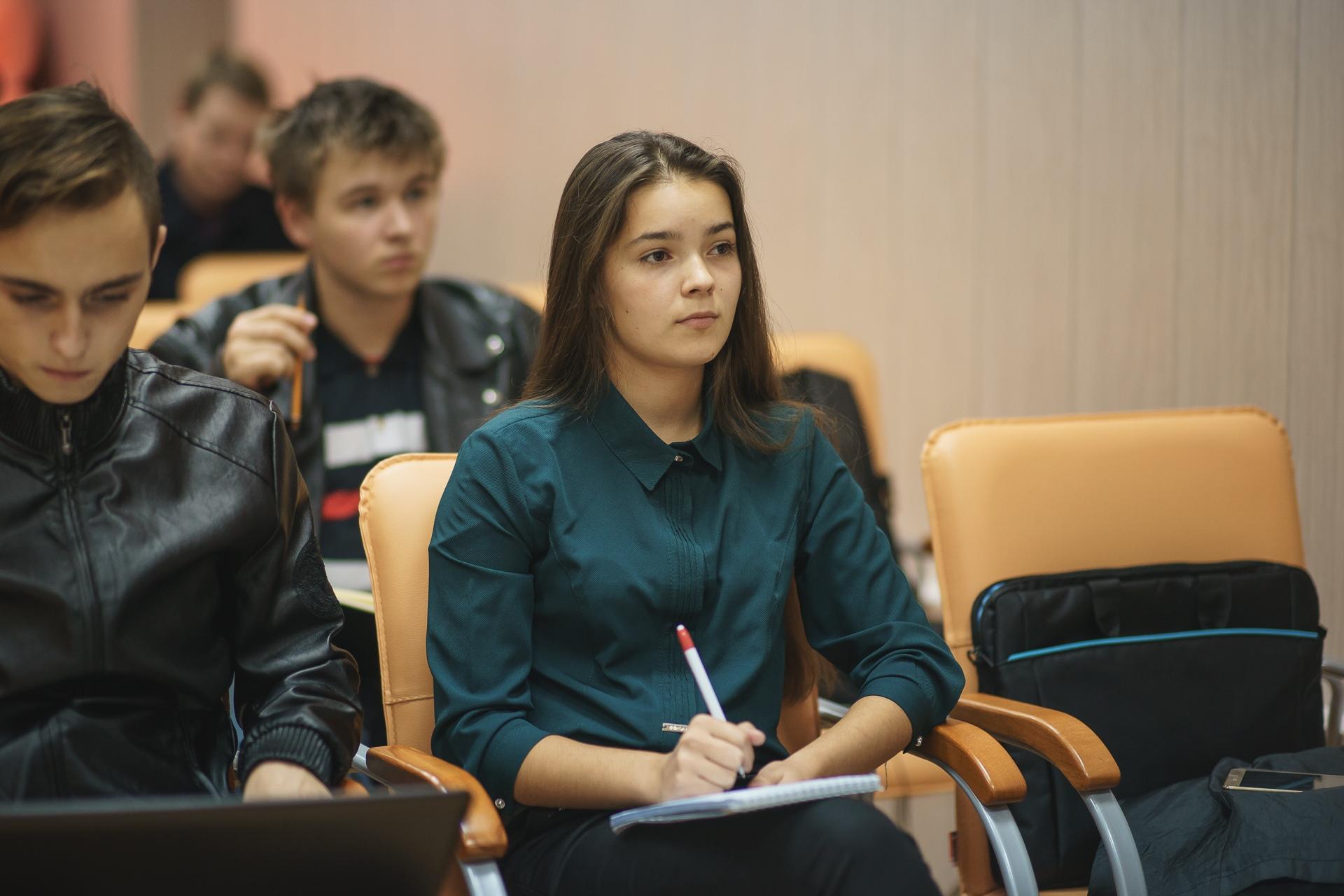 Участникам конкурса «Студпроект» в ТвГТУ рассказали, как эффективно презентовать свои идеи