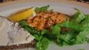Котлета из семги Рецепт от шеф повара Норвежский завтрак